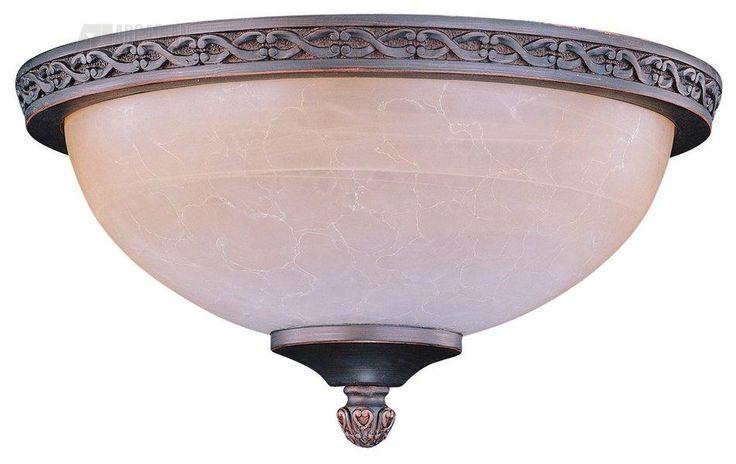 Concord Fans Y-281A-S-ORB Pristine 13W CFL Transitional Ceiling Fan Light Kit CC-Y-281A-S-ORB