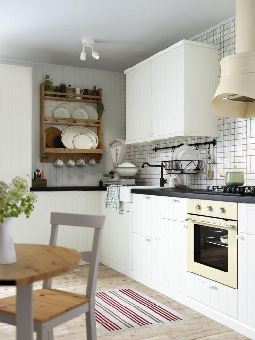 Sabor intemporal. #decoração #cozinha #IKEAPortugal