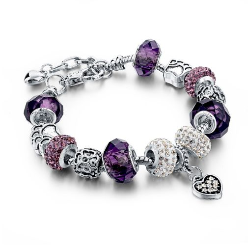 Crystal Beads Bracelets – Freedomster  #uniquecollection #bracelet #beads #crystaljewelry