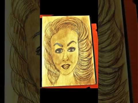 My drawings of faces del 2