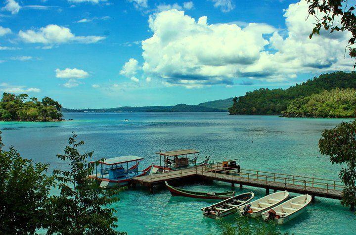 wilayah kota banda aceh. sabang. indonesia