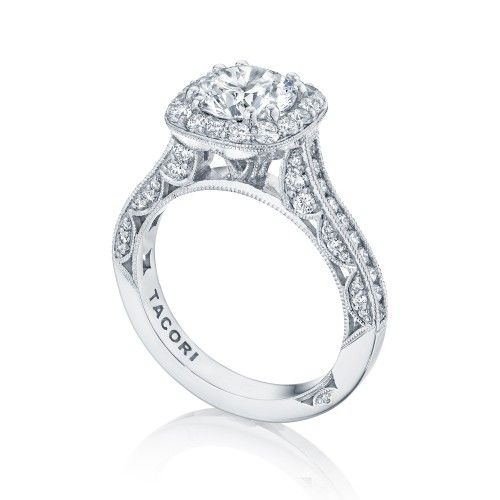 Tacori Engagement Rings HT2550CU75