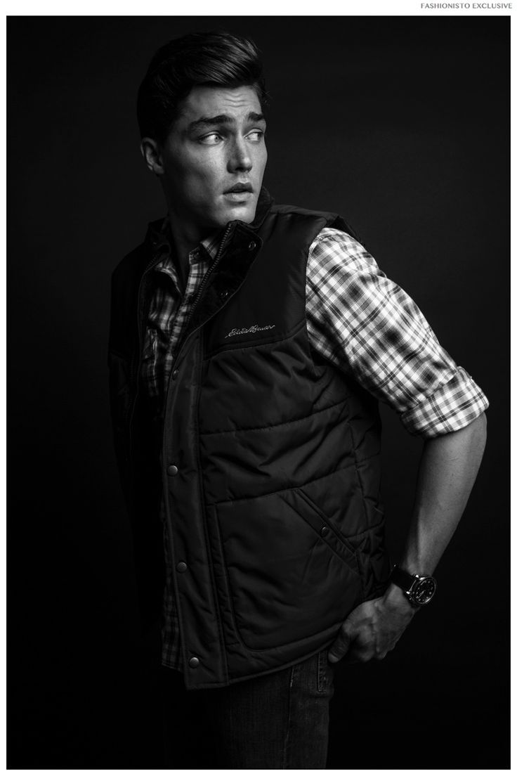 Fashionisto Exclusive Isaac Weber By Jeff Rojas Male Headshot Poses Male Poses Male Models Poses