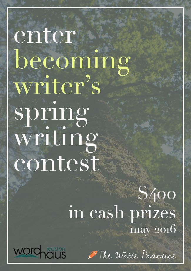 I need ideas on writing a really interesting essay to win a contest.?