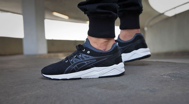 separation shoes 28e39 f9f9c Asics Gel Kayano Trainer Evo White ...
