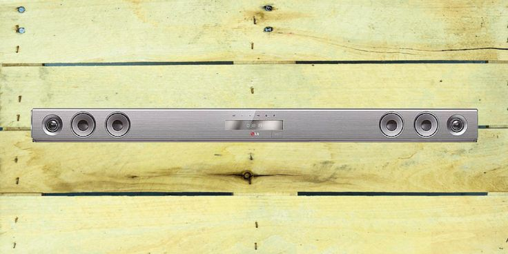 Barra de Sonido LG NB2431 - Bluetooth - 160 W #tecnologia #audio