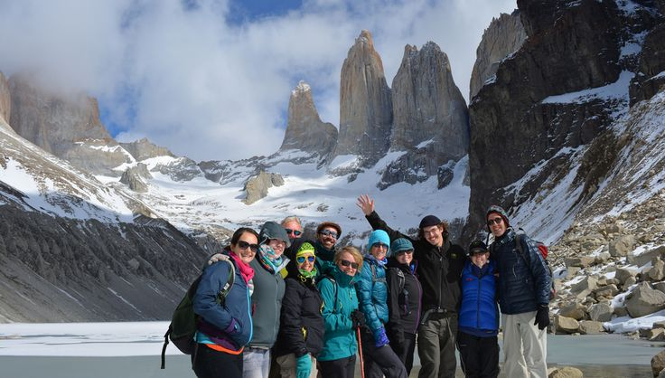 W trek 5 day, Torres del Paine, Patagonia tours, Hiking in Chile » Cascada Expediciones
