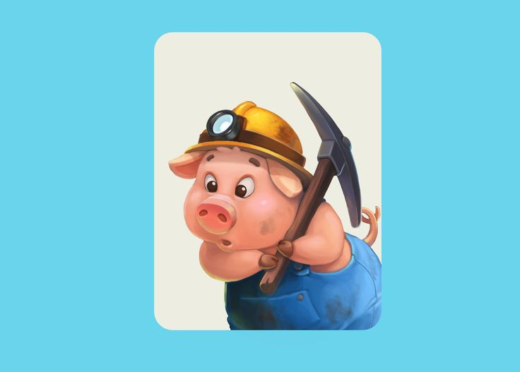 Township: Game Characters on Behance