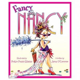 All time favorite!  Fancy Nancy