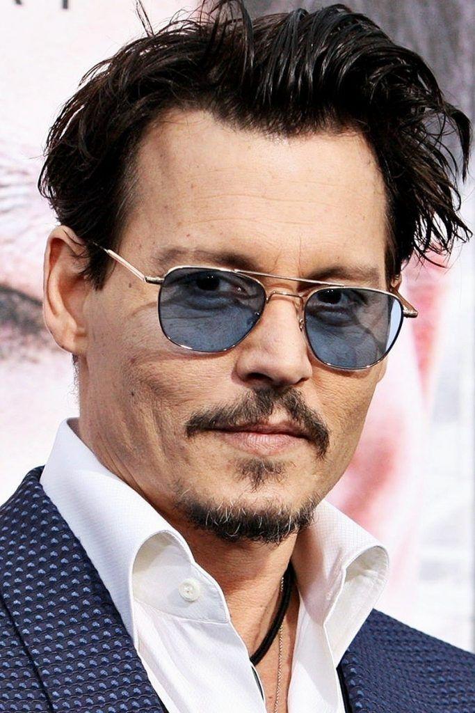 32 Schöne Geformte Frisuren Von Johnny Depp Johnny Depp