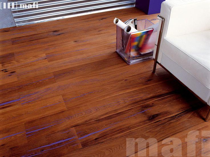 Timber Floors   Tiger Oak Voilet Brushed Natural Oil   Mafi Timber