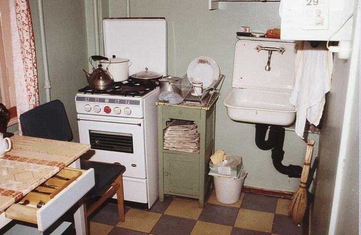 Советская кухня / USSR kitchen