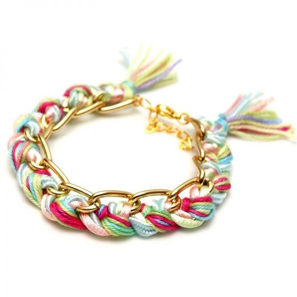 friendship bracelet  price : 10 euro