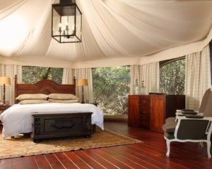Tented Camp - Thanda Private Game Reserve, South Africa