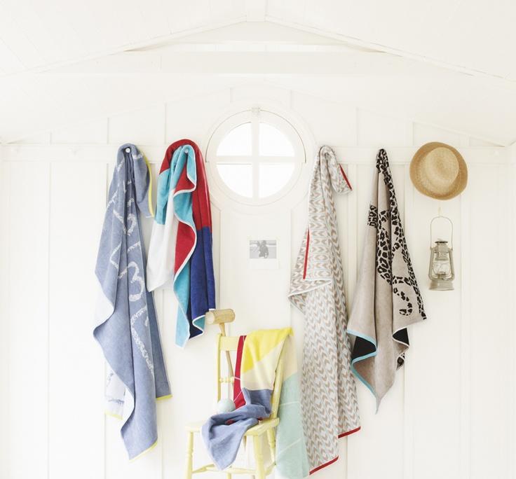 beach towels 2013 Schlossberg