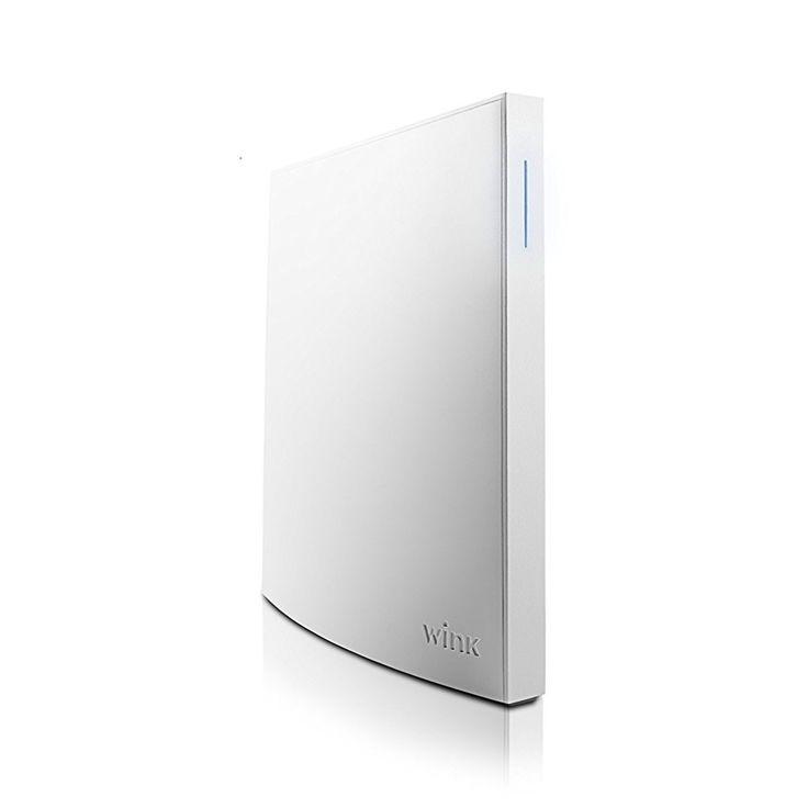 Wink Hub 2 - Smart Home Hub/Controller PWHUB-WH02 #homeAutomation #smarthomehub #zwave #zigbee #lutroncaseta #wifi #wink