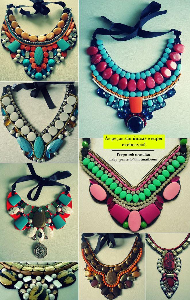 maxi-colar | Conexão Fashion