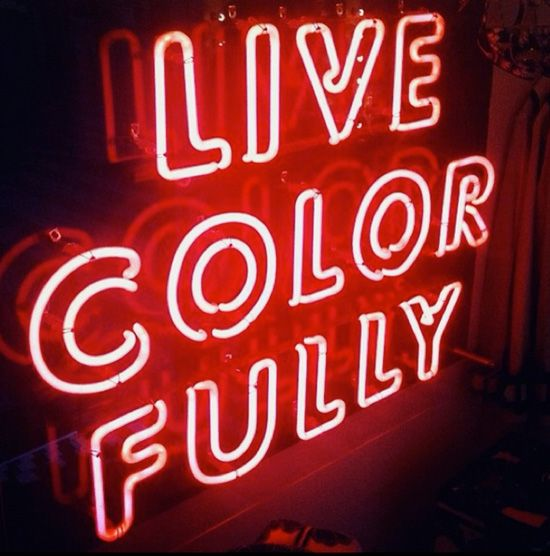 1000 Images About Neon Art On Pinterest Neon Lights