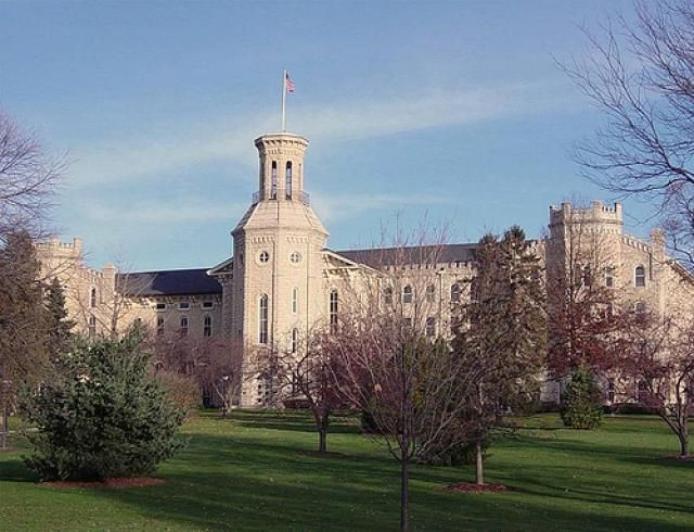 The 30 Best Colleges and Universities in the Midwest: Wheaton College, Illinois  BA, class of '58.