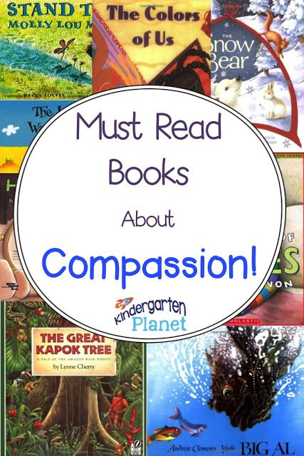 Must Read Monday: Books About Teaching Compassion