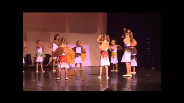 Kinderbuikdans/ Oriëntaalse dans - Mechelen (Dansstudio Marlynes)