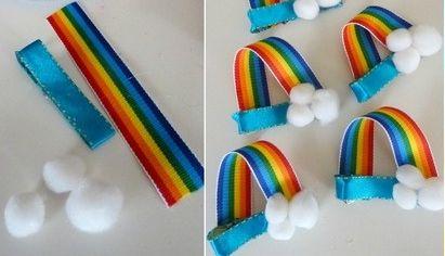 Rainbow Bridging - Girl Scout SWAPS Ideas