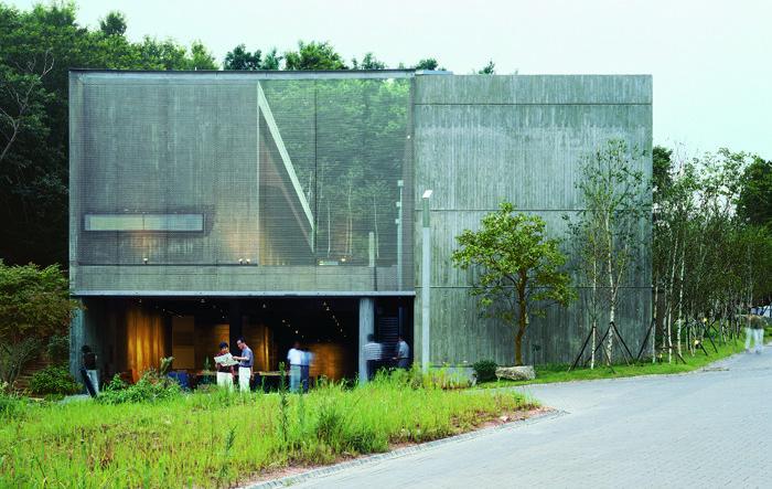 camerata, bcho architects