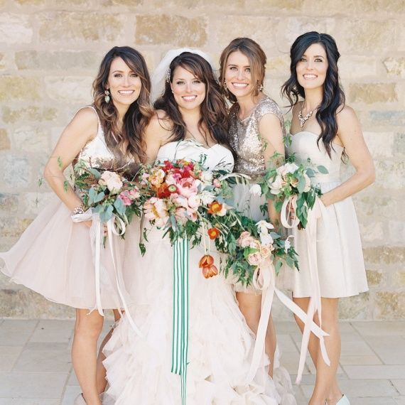 "5 Tips for Finding the Perfect Wedding Dress: 1. Know Your Body Shape ""When picking your dress, knowing what looks great on you makes the process of elimination must le"