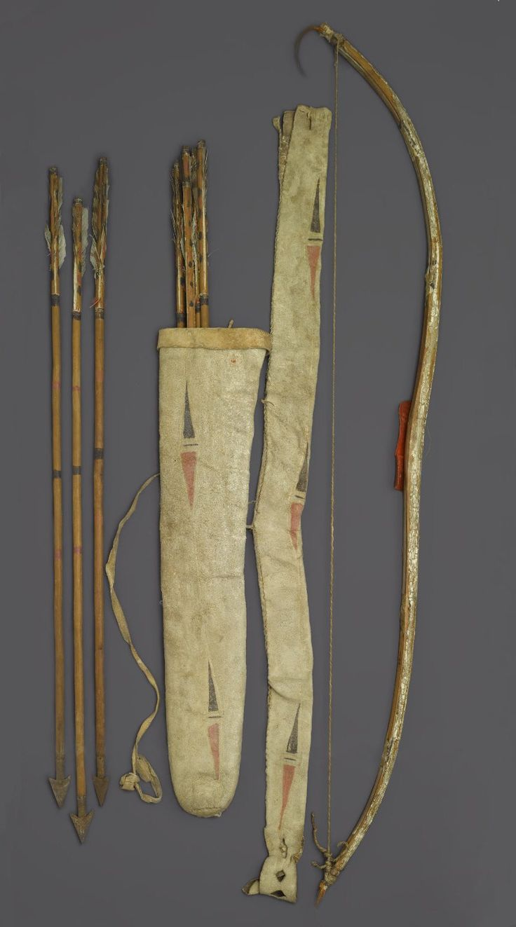 how to make a bow and arrow quiver
