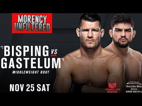 UFC Fight Night 122: Bisping vs. Gastelum Preview & Picks, NFL Week 12 & More!