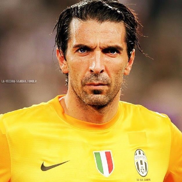 "So cool to see ""la famiglia"" Juventus match and see Gigi Buffon in person near Torino, Italy. 2013"