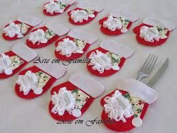 Image result for felt cutlery holders