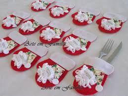 Image result for felt cutlery holders