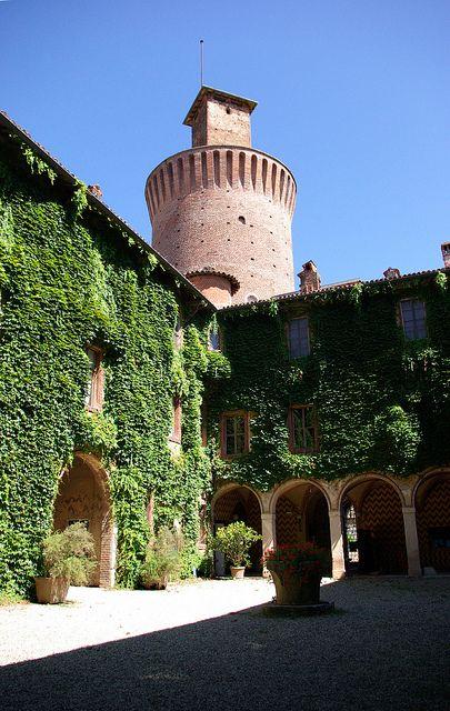 Sartirana Lomellina, Lombardy, Italy