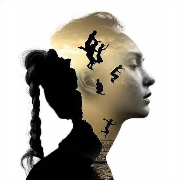 Image result for double exposure photography