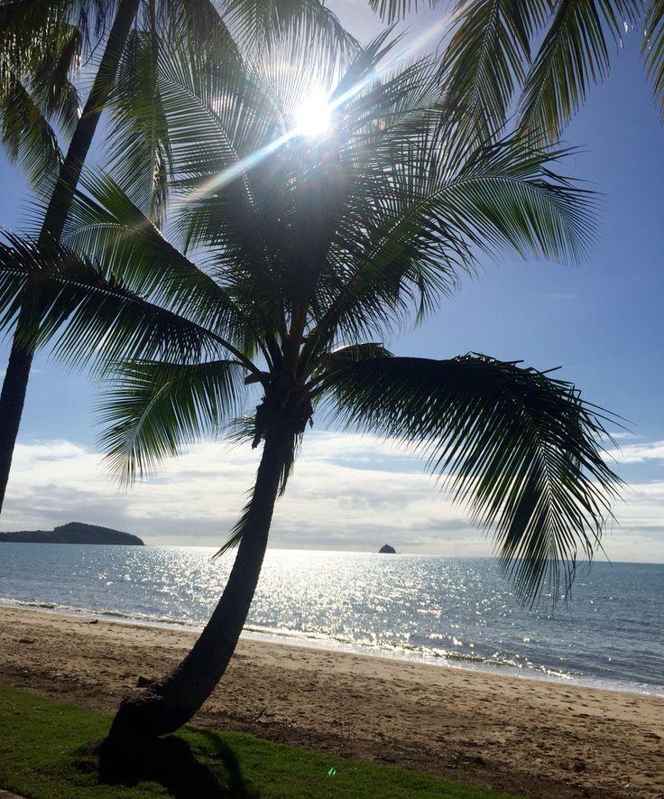 Palm Cove beach - photo taken by me June 2015