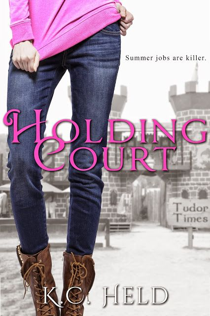 Musings of the Book-a-holic Fairies, Inc.: COVER REVEAL - HOLDING COURT by K.C. HELD