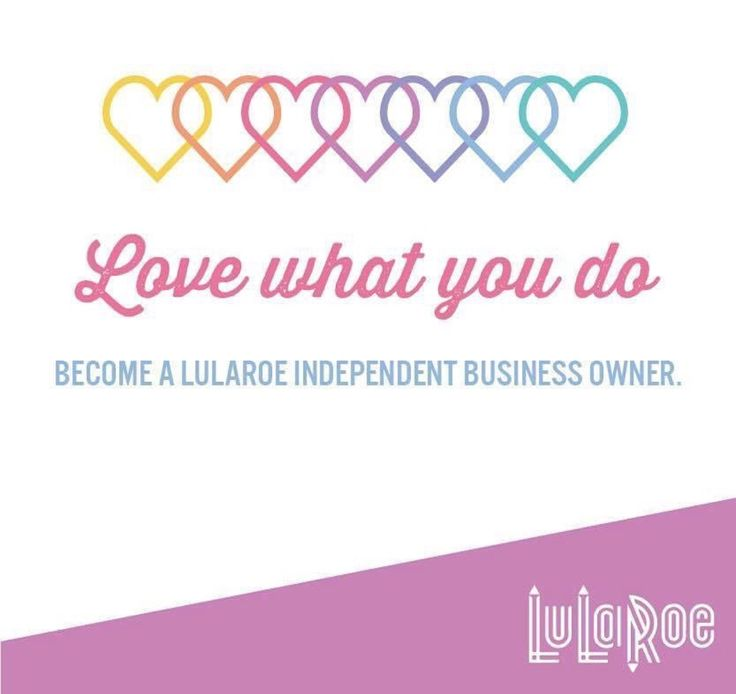 Are you interested in learning more about how you can become an independent  Lularoe business owner?