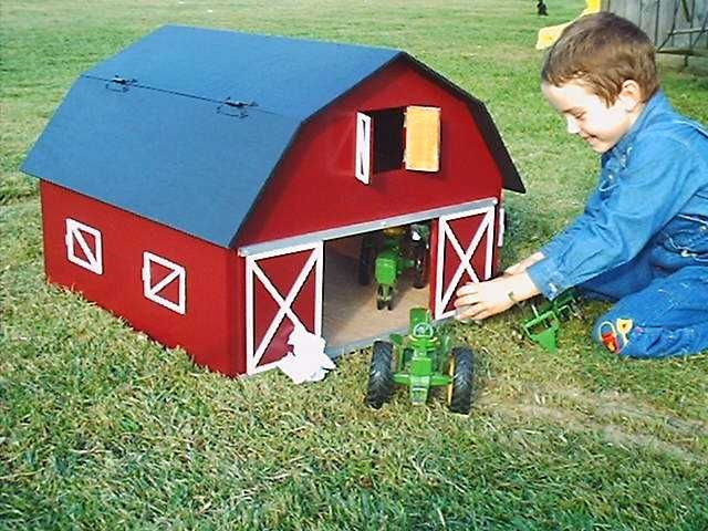32 Best Diy Toy Barns Images On Pinterest Toy Barn