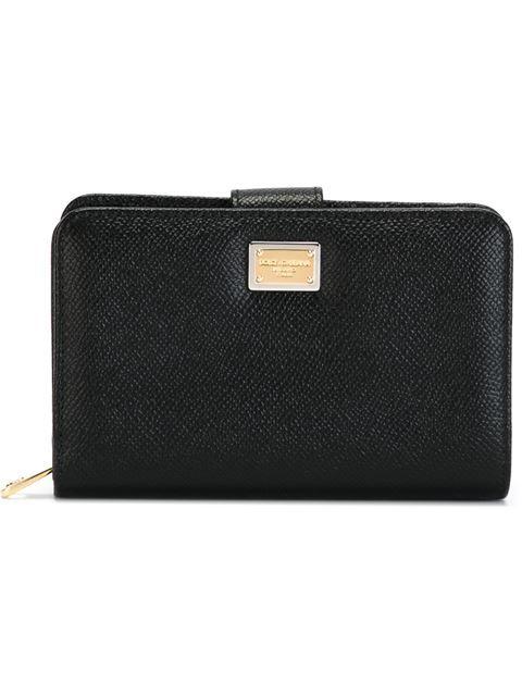 ショッピング Dolce & Gabbana ロゴプレート 財布 in Vinicio from the world's best independent boutiques at farfetch.com.…