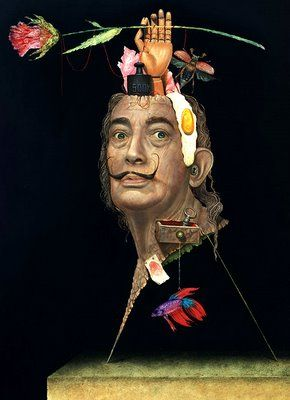"""""""I know a 'face' where the wild thyme blows, Where oxlips and the nodding violet grows, Quite over-canopied with luscious woodbine, With sweet musk-roses and with eglantine."""" William Shakespeare, A Midsummer Night's Dream  