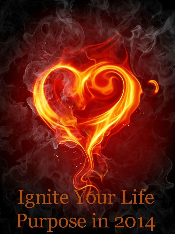 Ignite your life purpose in 2014