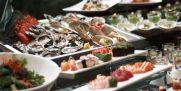 #3 [DAY1-PETANG] makan di OHSHO di Koek Rd., kokinya langsung dari Jepang. Ohsho offers a range of Japanese-styled Chinese food, including crowd-pleasers such as gyoza, ramen, crab meat egg fu yung on rice as well as innovative dishes such as stamina ramen, chilli ramen and Tomyam ramen. Makan yg banyak sebelum ke acara lari dikejar Zombie di RACE THE DEAD! #SGTravelBuddy #DINING