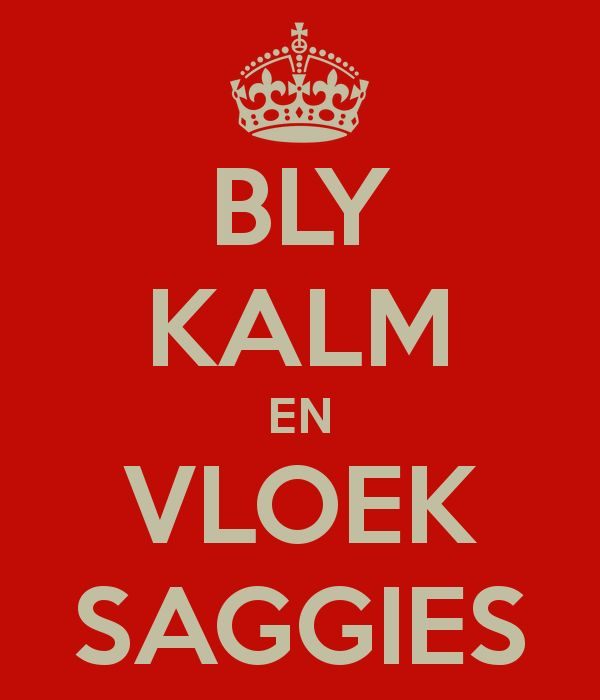 Ditsem! Afrikaans humor and culture.