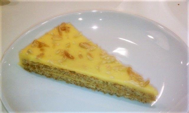 IKEA Swedish / Scandinavian Almond Cake Recipe, Gluten Free | The Country Basket