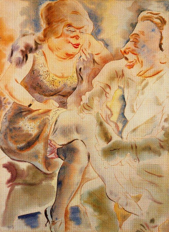 Erotic artist