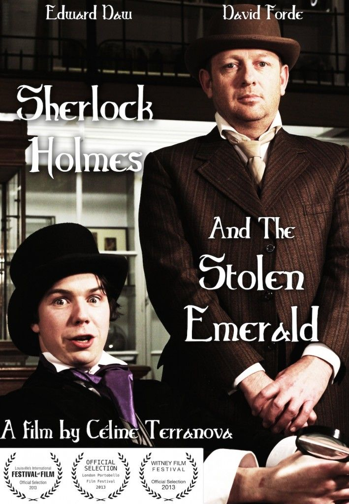 Ma chronique de  'Sherlock Holmes and the Stolen Emerald'