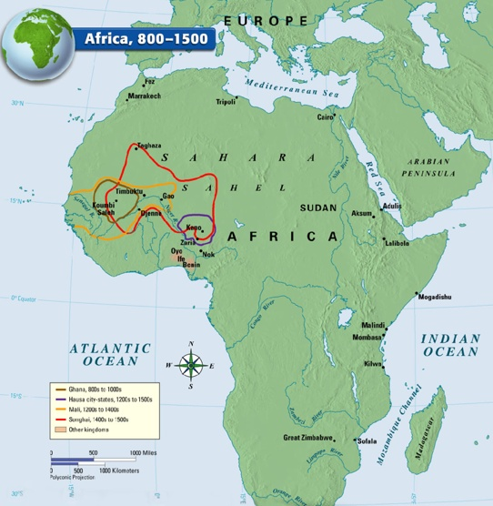 islam spreads in asia and africa While the presence of islam in west africa dates back to eighth century,  east asia summer institute for high school teachers.