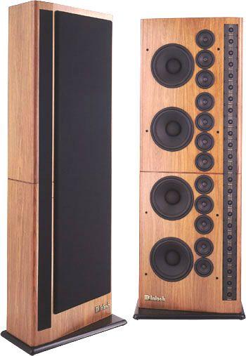 McIntosh XR290 Speaker System. 7 feet tall.