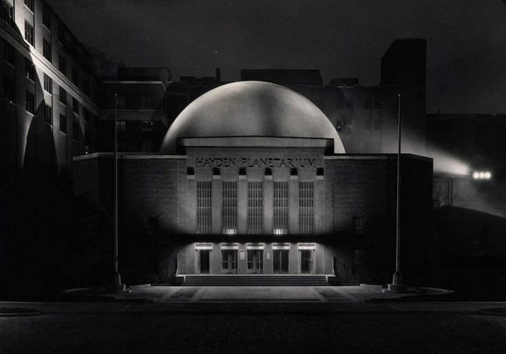 Hayden Planetarium, American Museum of Natural History, West 81st St, between Columbus Avenue and Central Park West. (Courtesy NYC Municipal Archives)Columbus Avenue, Natural History, York Cities, West 81St, Central Parks, Hayden Planetarium, Parks West, Nature History, American Museums